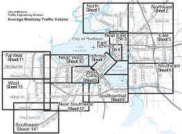 Seattle Traffic Flow Map by Megan U0027s Map Catalog April 2009