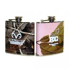 his and flasks realtree his hers flask set just camo