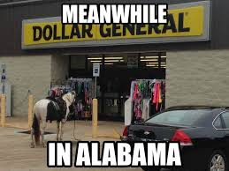 Gas Station Meme - my little backwoods town in alabama this and a gas station are