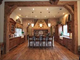 kitchen wood iron chandelier best garage lighting linear