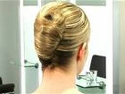 large hair pleats how to french twist hair youtube