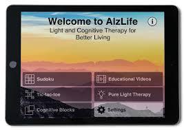 40 hz strobe light app alzlife light cognitive therapy for alzheimer s disease