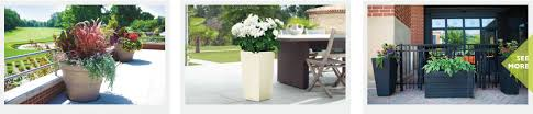 Discount Outdoor Planters by Plant Containers Commercial Planters Flower Pots Wholesale