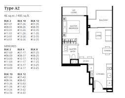1 floor plans le quest floor plans le quest condo at bukit batok avenue 6