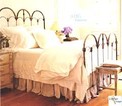 duchess iron bed in cerulean marble humble abode pleasing american