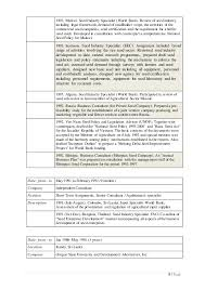Business Consultant Sample Resume by Reusche Gary Cv 2016 February
