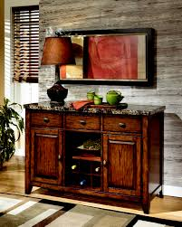 furniture wooden buffet dining room hutch for minimalist dining