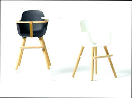 chaise haute b b occasion chaise haute en bois bebe zevents co
