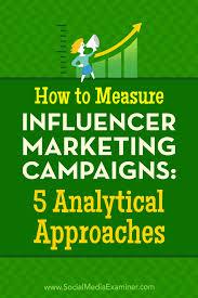 Bridge Of Light Lyrics How To Measure Influencer Marketing Campaigns 5 Analytical