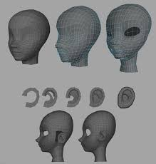 master maya characters in 20 steps 3d artist animation models