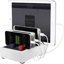 Small Charging Station by Powergo Mobile Charging Station