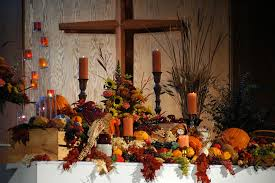thanksgiving altar decorations decor altar