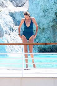 anja rubik in swimsuit at hotel du cap eden roc in antibes 05 21