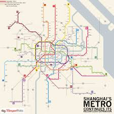 Metro Expo Line Map by Shanghai U0027s Metro Now World U0027s Longest Continues To Grow Quickly