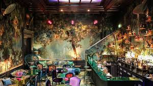 the glade u2013 sketch immerses diners in an enchanted fantasy realm