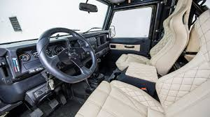 land rover bowler land rover defender has the heart of a corvette powered