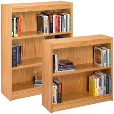 Bookcases Ideas Furniture Home Small Bookcase Golden Oak Stain Design Modern