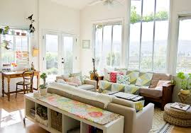 affordable couches in living room farmhouse with open concept