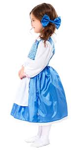 princess s blue day dress s sizes 2 10