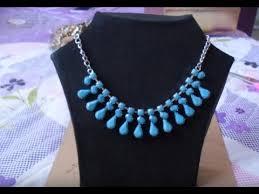 color necklace display images Diy necklace display stand teslime moda jpg