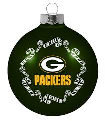 green bay packers traditional ornament