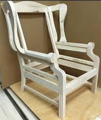 Chair Frames For Upholstery 1020 Wing Chair Frame кресла Pinterest Woodwork Living