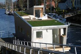 Boat A Home The Silberfisch A Modern Floating Home Confused Direction