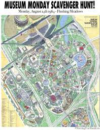 1964 World S Fair Map by Morningfunmanifesto U2014 Sosincerely Com