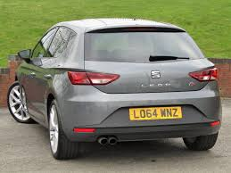 used seat leon 1 4 fr technology tsi 150 64 reg for sale