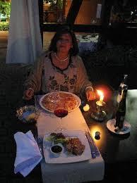 cena al lume di candela cena a lume di candela con tarte alsacienne photo de hostellerie