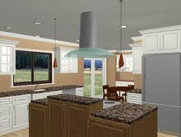 kitchen island hoods pendant lighting and an island