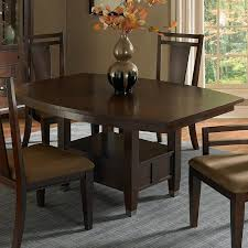 Dining Tables  Stunning Dining Set Design Round Glass Top Unique - Adjustable height kitchen table