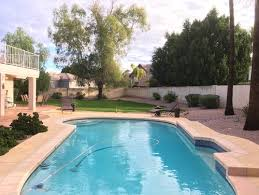 Backyard Pool And Basketball Court Az Side Yard Broken Concrete Basketball Court Remove Replace With