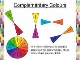 opposite colours year ten colour theory information