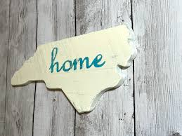 Wood Signs Home Decor North Carolina Wood Sign U2013 North Carolina Wall Art U2013 North