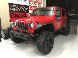 Lifted Poison Spyder Jeep Jk Wrangler Unlimited Trinity Motorsports