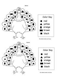thanksgiving math centers for kindergarten it s turkey time tpt