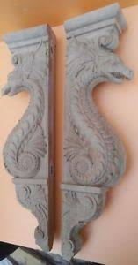 Large Wooden Corbels 20