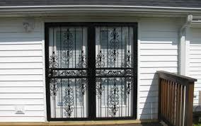 Garage Door Sliding by Door Double Sliding Patio Door Amazing Double Door Security
