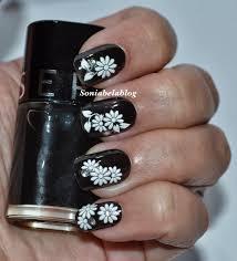 sephora black lace nail design ideas easy nail art swatches