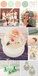 Wedding Deals Kinda Like The Mint And Pink Wedding Colour Scheme I Cant Be The