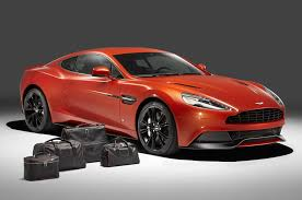 silver aston martin vanquish four bespoke u201cq by aston martin u201d cars shown at monterey