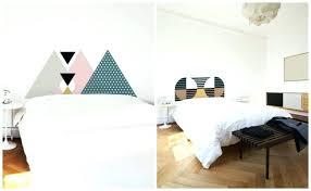 fabriquer chambre idee de lit comment fabriquer une tate original dacco intacrieure