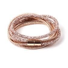 crystal mesh bracelet images Giulia crystal mesh bracelet choker shop amrita singh jewelry