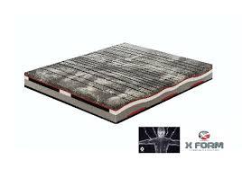 materasso memory silver materasso memory x form silver carbon progetto notte sistemi