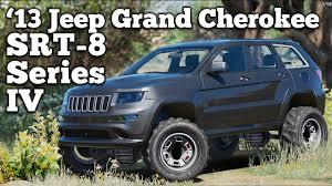 jeep cherokee modified gta v pc mods 2013 jeep grand cherokee srt 8 series iv download