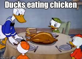Donald Duck Meme - f ck logic imgflip