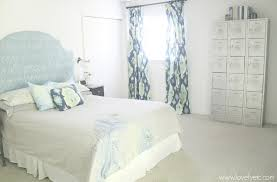 Curtains For Master Bedroom Diy Master Bedroom Sources Tutorials And Budget Lovely Etc