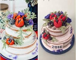 custom wedding cake replicas and miniature by saradavisdesigns
