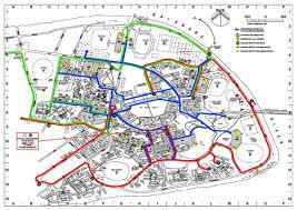 Miami University Campus Map by Uq Map Uq Campus Map Australia